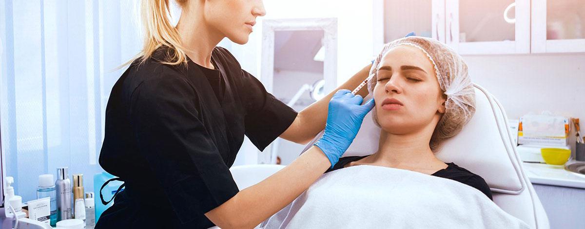 Zabieg z medycyny estetycznej