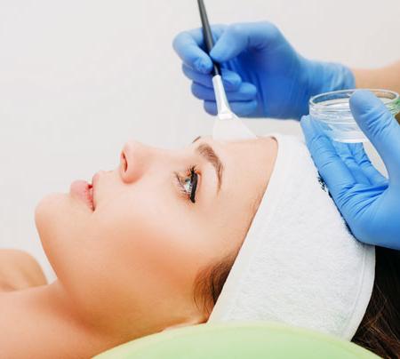 Przygotowanie do zabiegu z medycyn kosmetycznej