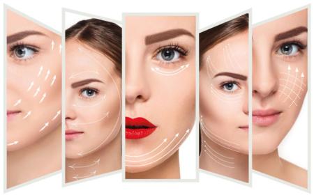 Poprawki twarzy - medycyna estetyczna