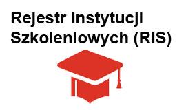 Rejestr instytucji szkoleniowej (RIS)
